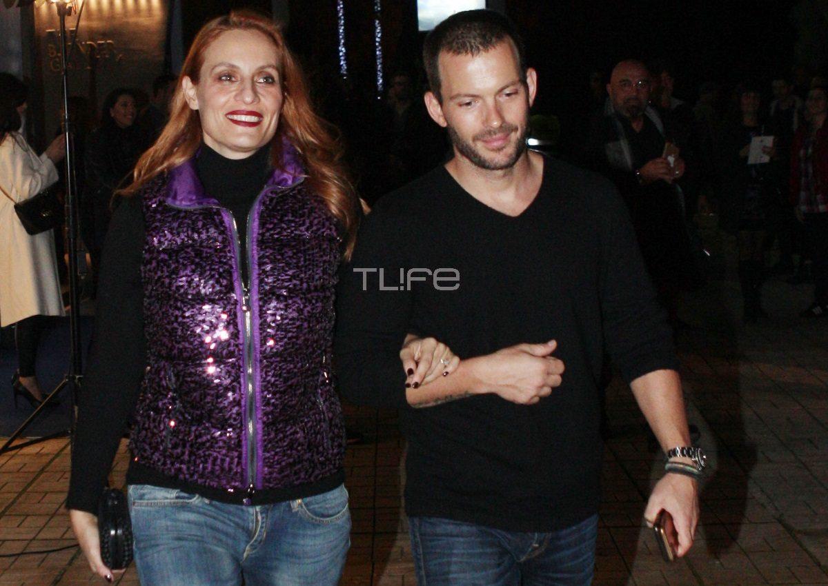 Ελεονώρα Μελέτη – Θοδωρής Μαροσούλης: Βραδινή έξοδος για το ερωτευμένο ζευγάρι! [pics] | tlife.gr