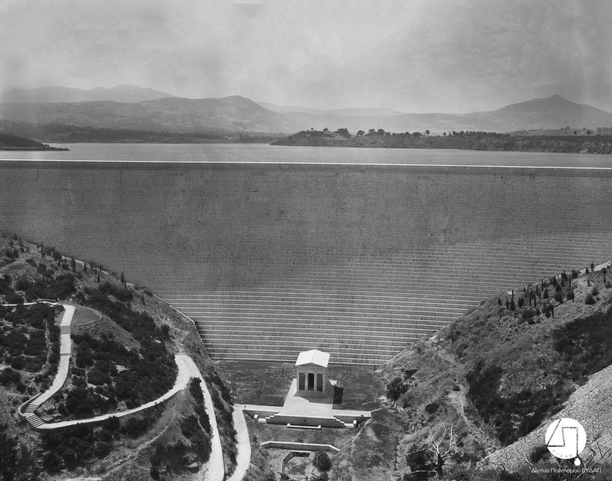 90 χρόνια το Φράγμα Μαραθώνα δίνει «ζωή» στην Αθήνα – Επετειακή έκθεση | tlife.gr
