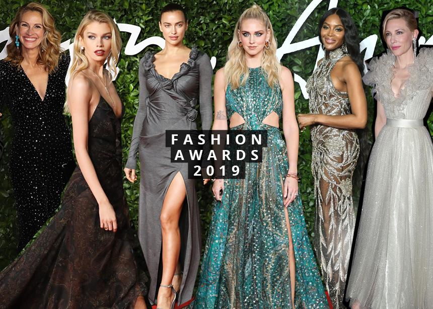 Fashion Awards 2019: Oι red carpet εμφανίσεις