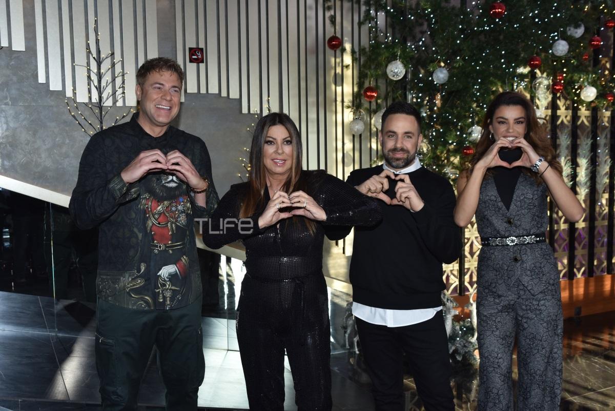 Δημητρίου – Χολίδης – Γιαννιάς – Παπαδοπούλου κάνουν πρεμιέρα στην Θεσσαλονίκη! Φωτογραφίες