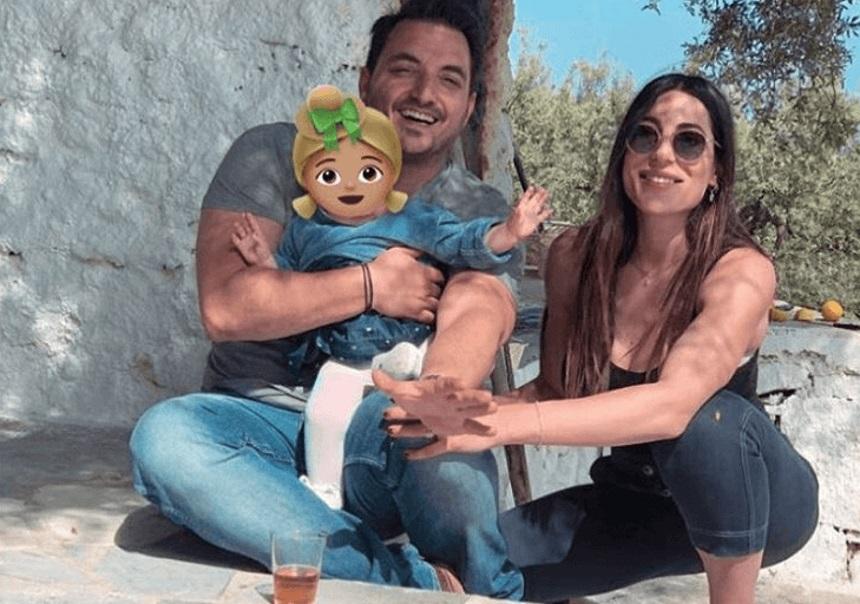 Φλορίντα Πετρουτσέλι: Ανυπομονεί να φέρει στον κόσμο το δεύτερο παιδί της, ενώ ο άντρας της θέλει και… τρίτο!