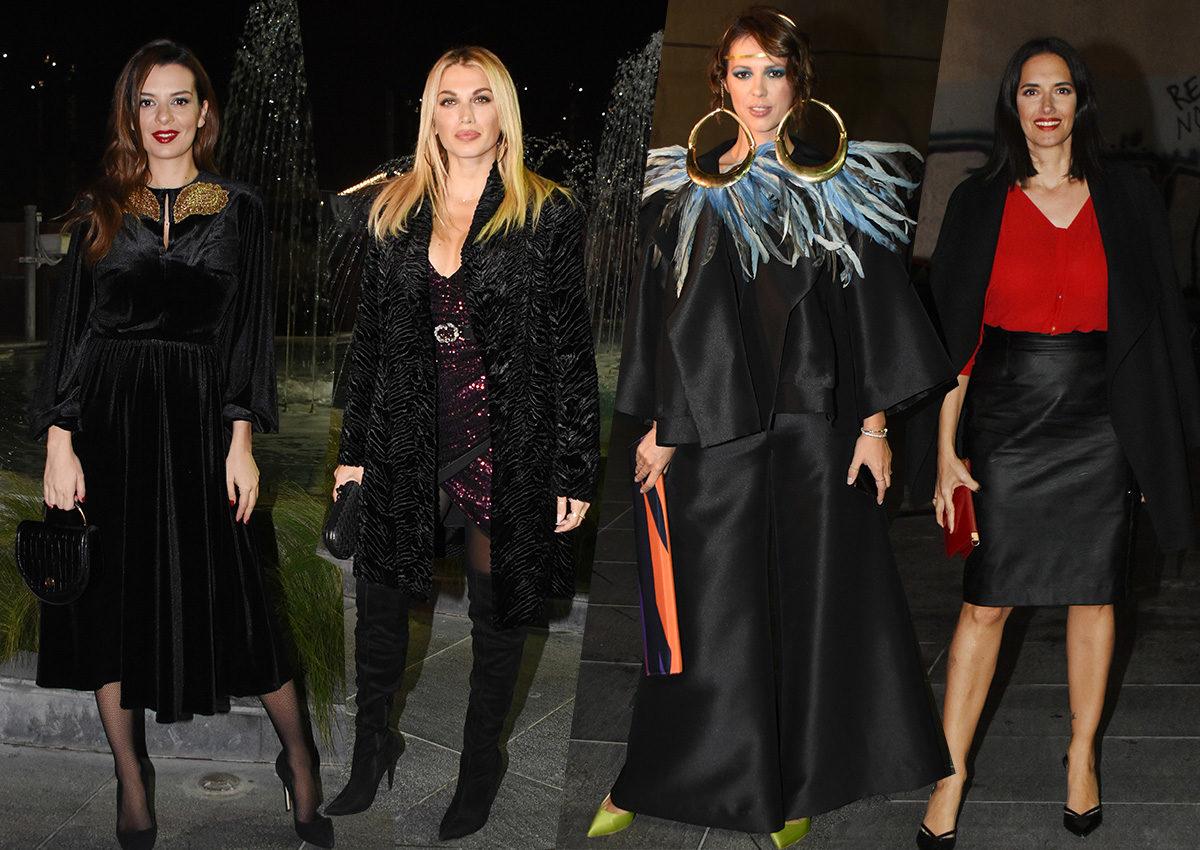 Οι κομψές και… εκκεντρικές εμφανίσεις των celebrities σε πάρτι γνωστού περιοδικού! [pics] | tlife.gr