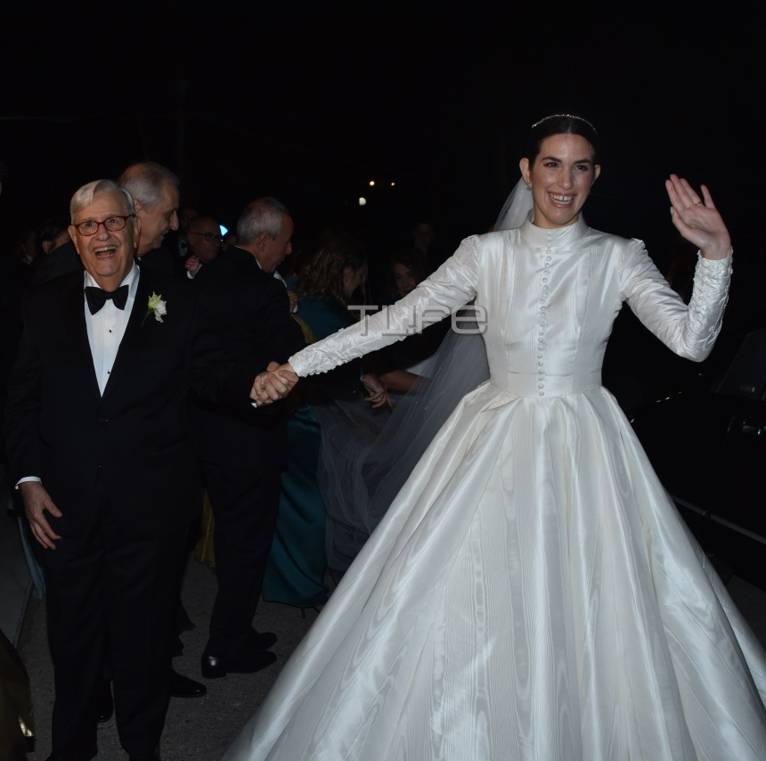 Ο Κώστας Καίσαρης στο «Μαζί σου» για τον παραμυθένιο γάμο της κόρης του! ΒΙΝΤΕΟ | tlife.gr