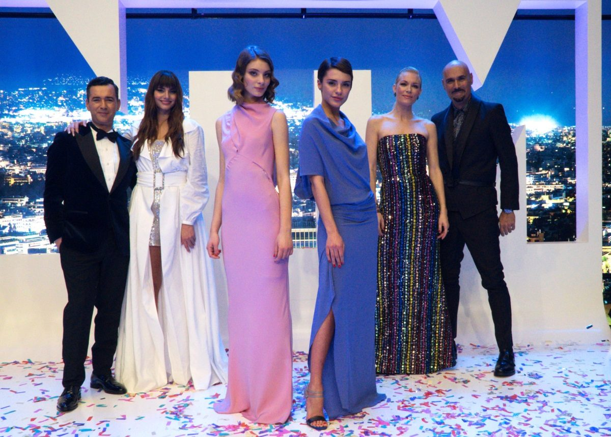 GNTM: Οι νικήτριες στην φωτογράφιση για το εξώφυλλο του Madame Figaro! Video | tlife.gr