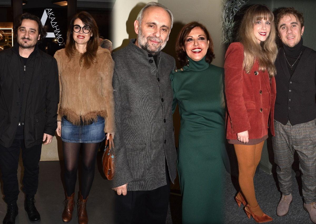 Λαμπερές παρουσίες στην επίσημη πρεμιέρα της παράστασης «Χάρολντ και Μοντ»! Φωτογραφίες   tlife.gr
