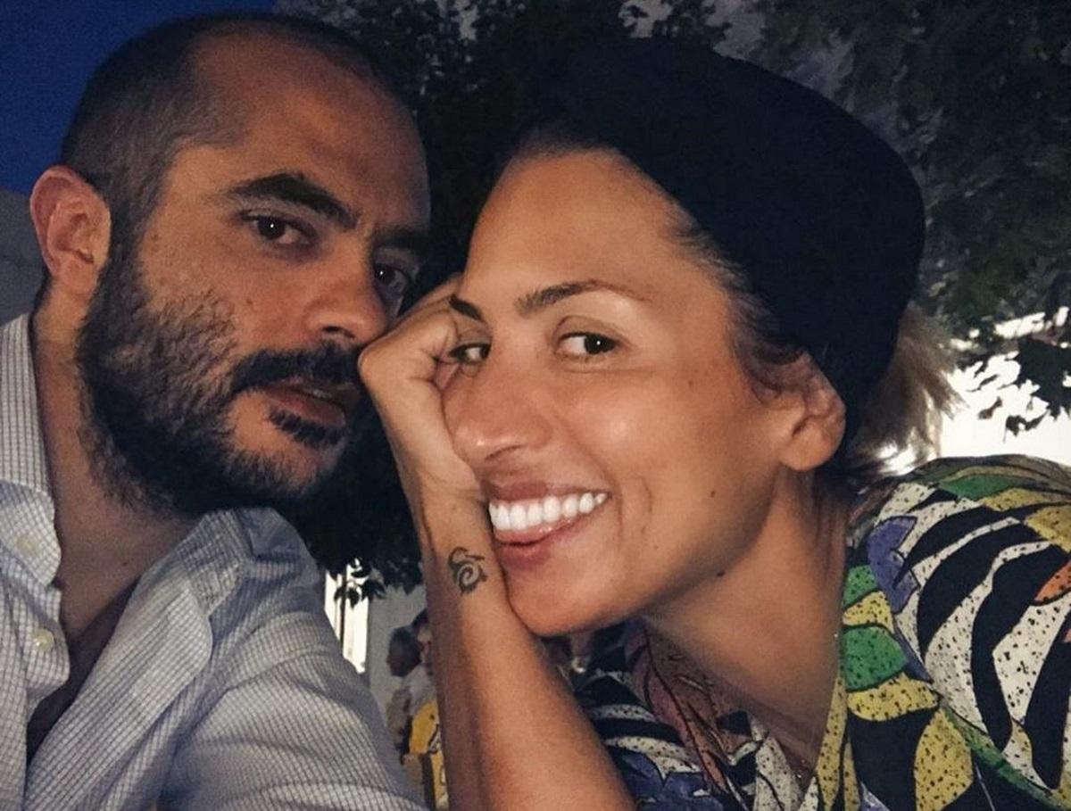 Μαρία Ηλιάκη: Η τρυφερή αφιέρωση στον σύντροφό της, Στέλιο Μανουσάκη [pic]