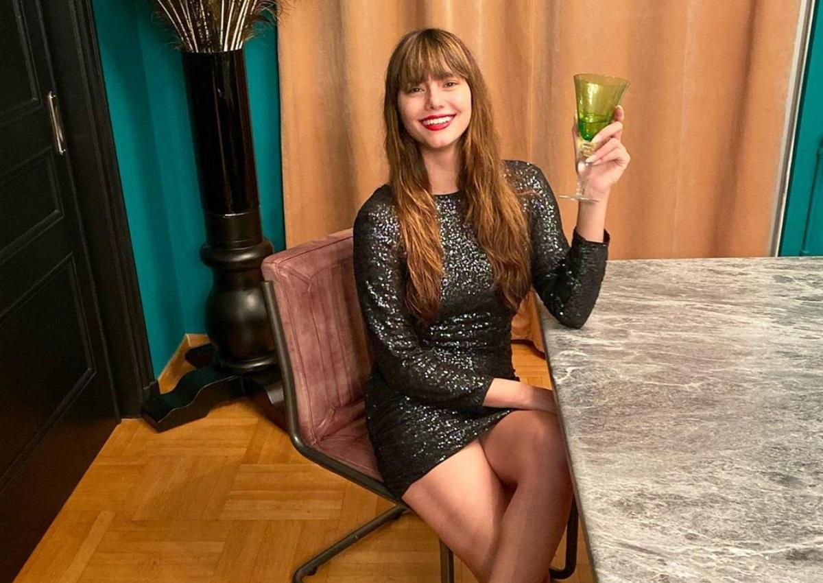 Ηλιάνα Παπαγεωργίου: Έστειλε τις ευχές της για τα Χριστούγεννα με ένα βίντεο που έκλεψε τις εντυπώσεις!