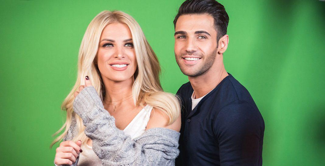 Η παρουσιάστρια παντρεύεται με κουμπάρους την Κατερίνα Καινούργιου και τον Πέτρο Ιακωβίδη! | tlife.gr