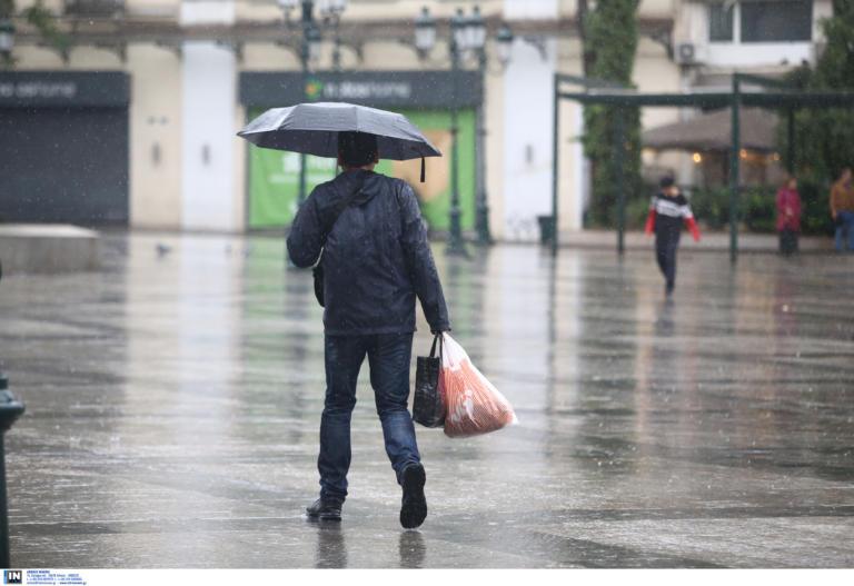 Καιρός: Βροχές και ισχυρές καταιγίδες το Σάββατο