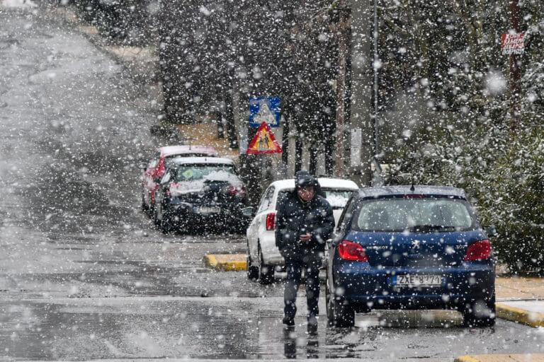 """Καιρός: Η """"Ζηνοβία"""" φέρνει χιόνια μέχρι και στην Αττική!   tlife.gr"""