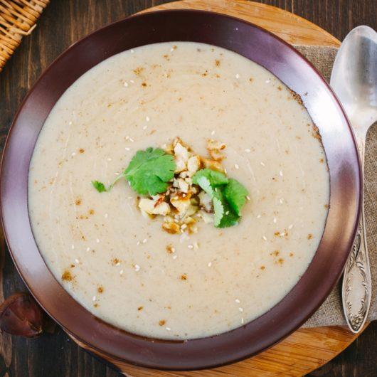 Σούπα βελουτέ με κάστανα | tlife.gr