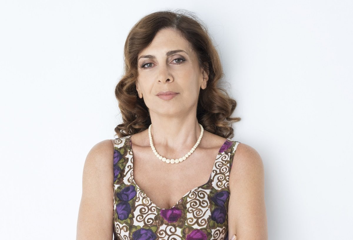 Κατερίνα Διδασκάλου: Οι «Άγριες Μέλισσες», οι ερωτικές σκηνές με τον Σκάνκογλου και ο ρόλος της γιαγιάς! | tlife.gr