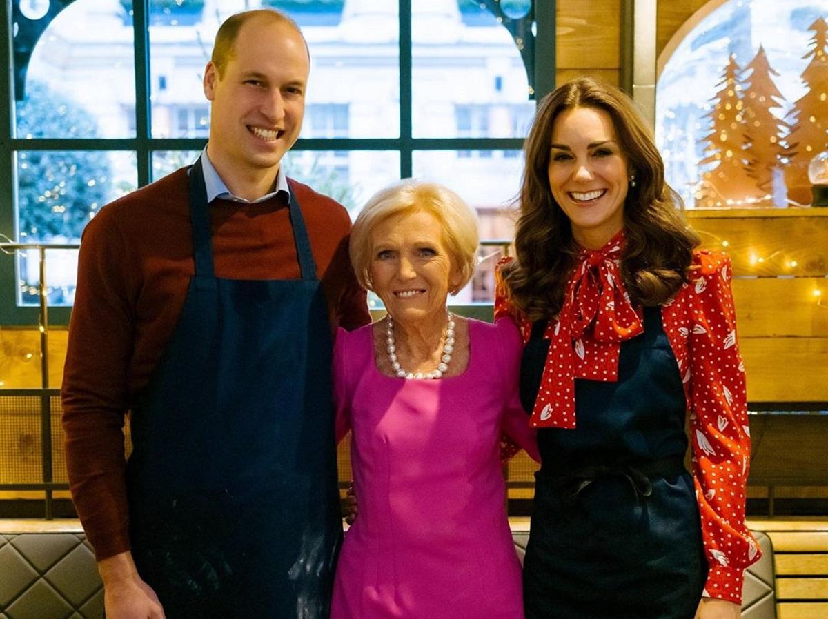 Πρίγκιπας William – Kate Middleton: Θα κάνουν χριστουγεννιάτικη εκπομπή!