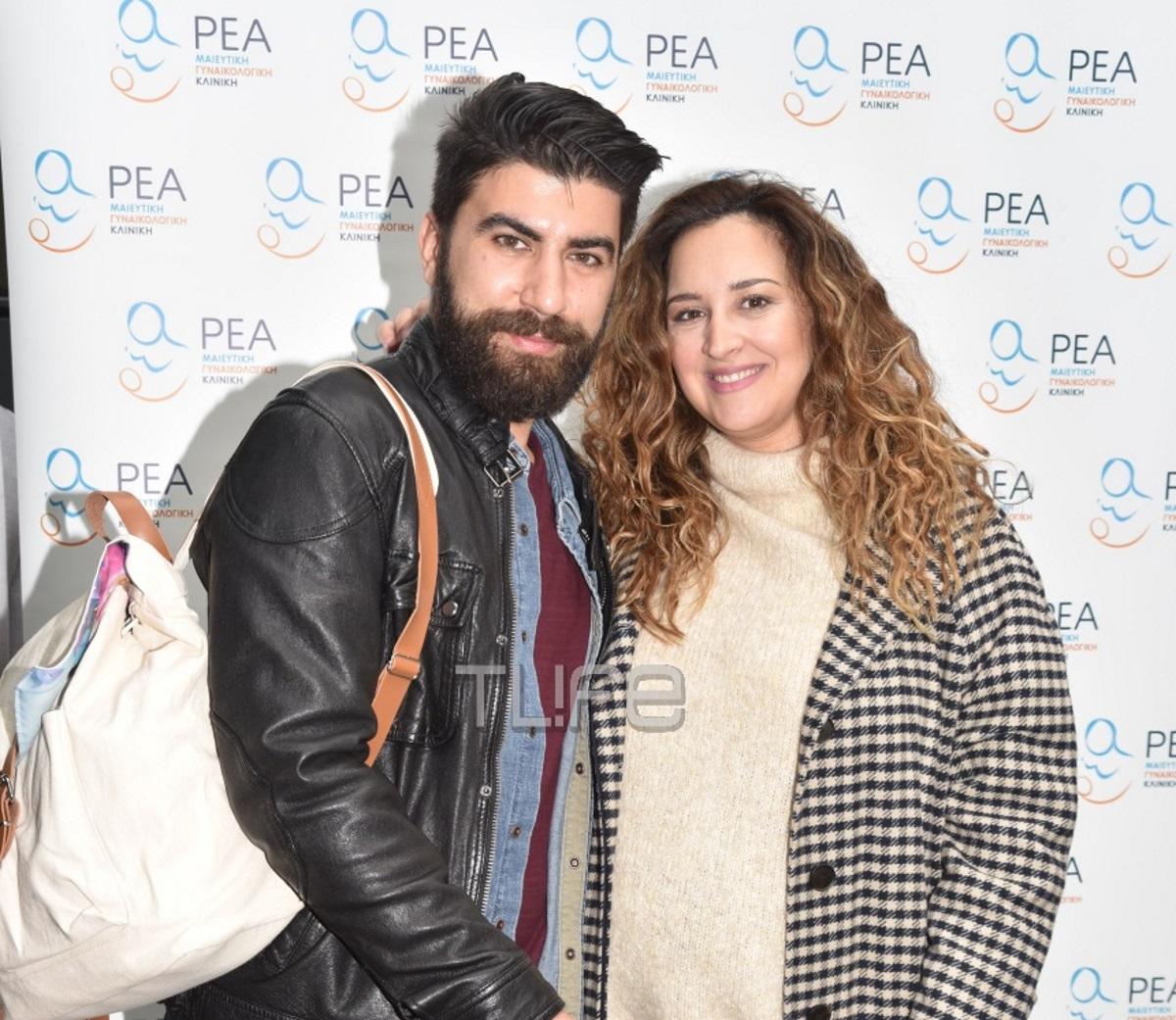 Κλέλια Πανταζή: Πήρε εξιτήριο από το μαιευτήριο με τον νεογέννητο γιο της! Φωτογραφίες