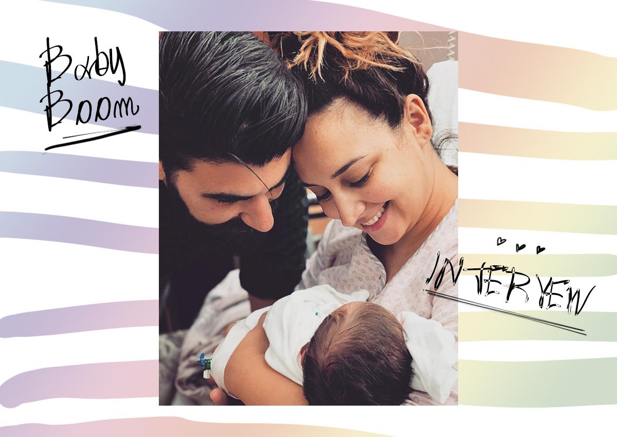 Η Κλέλια Πανταζή στο TLIFE: Ο ερχομός του γιου της και ο λόγος που προχώρησε σε καισαρική! [pics]