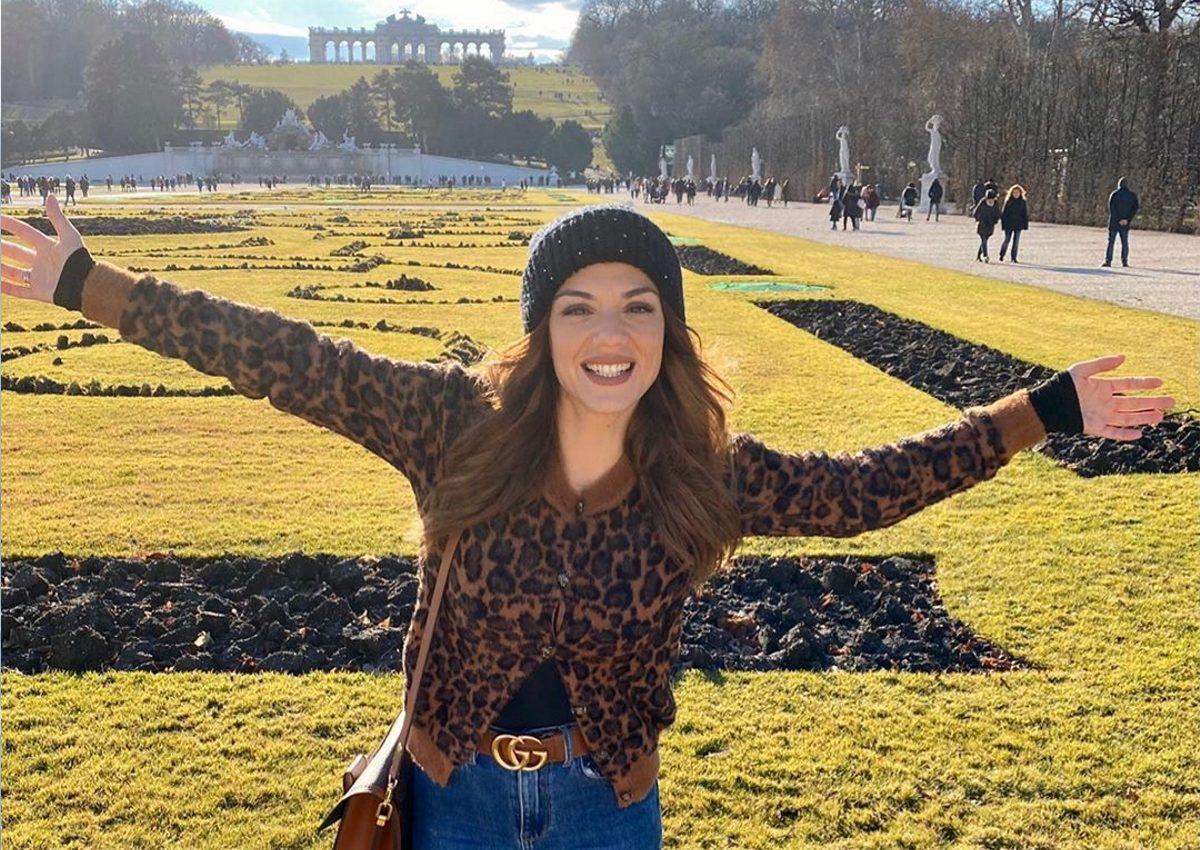 Βάσω Λασκαράκη: Βόλτες στη στολισμένη Βιέννη με την κόρη και τον σύζυγό της! [pics,vids] | tlife.gr