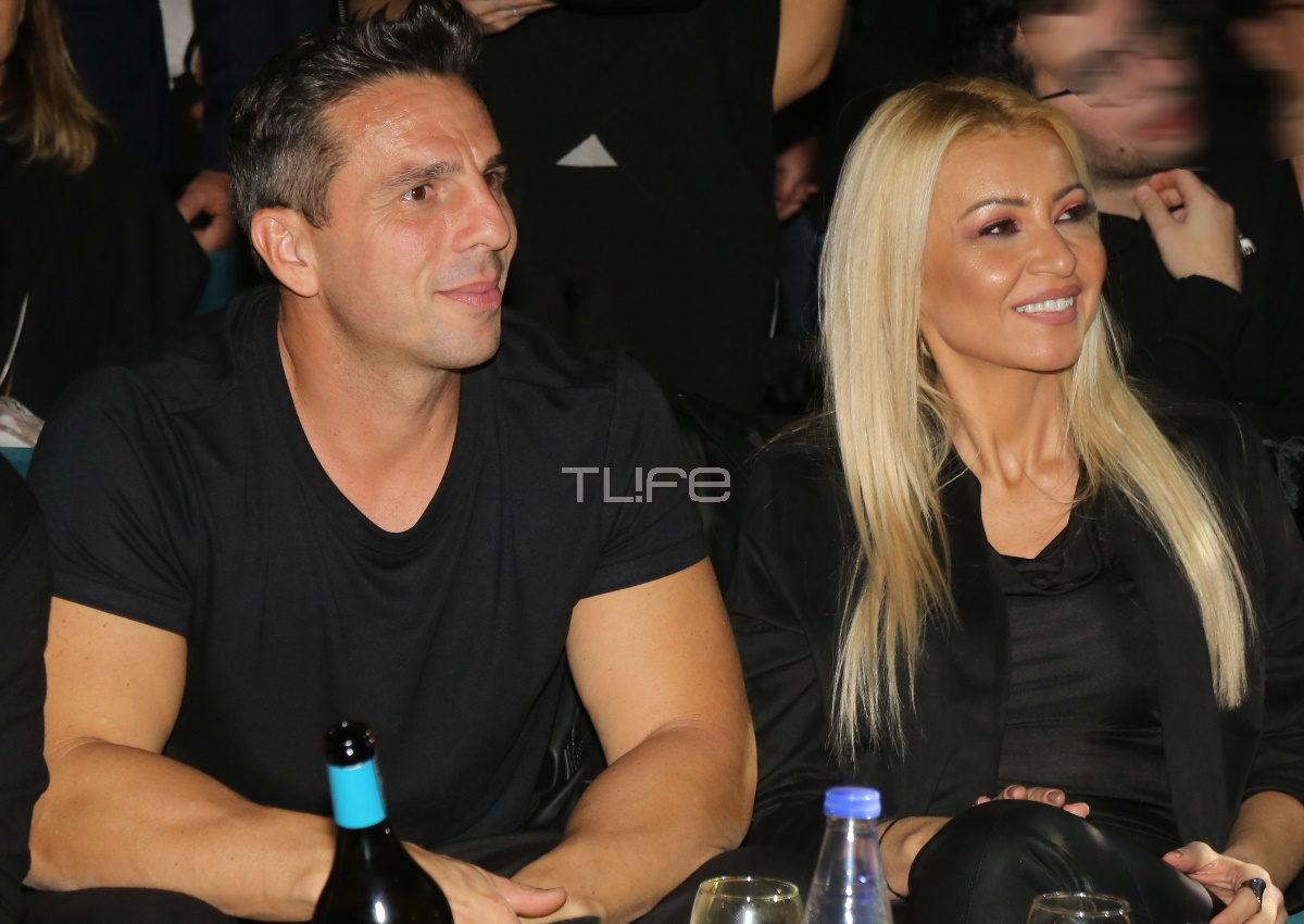 Λένα Παπαδοπούλου: Σπάνια βραδινή έξοδος με τον γοητευτικό σύντροφό της! [pics] | tlife.gr
