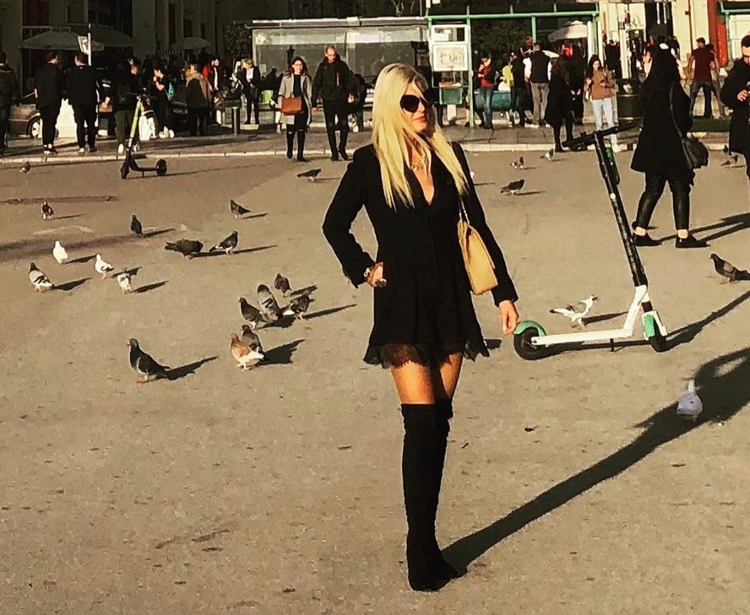 Μαρίνα Πατούλη: Σίγουρα έτσι δεν την έχεις ξαναδεί! [pic] | tlife.gr