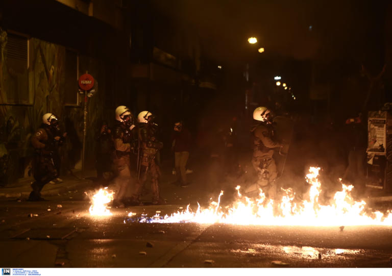 Γρηγορόπουλος: Συλλήψεις και προσαγωγές σε Εξάρχεια, Πάτρα και Θεσσαλονίκη   tlife.gr