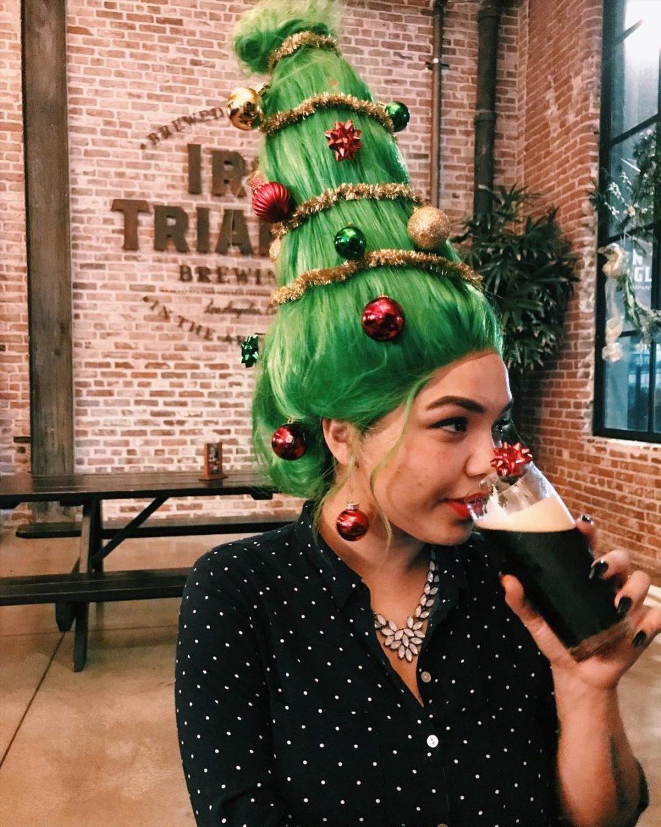 Christmas tree hair! Το χτένισμα που βλέπουμε παντού στο instagram! | tlife.gr