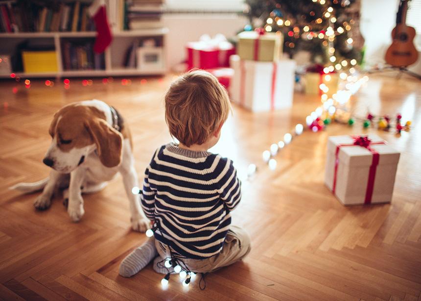 Oh, It's Christmas! Ιδέες για να μετατρέψεις το δωμάτιο του σε Χριστουγεννιάτικο παράδεισο