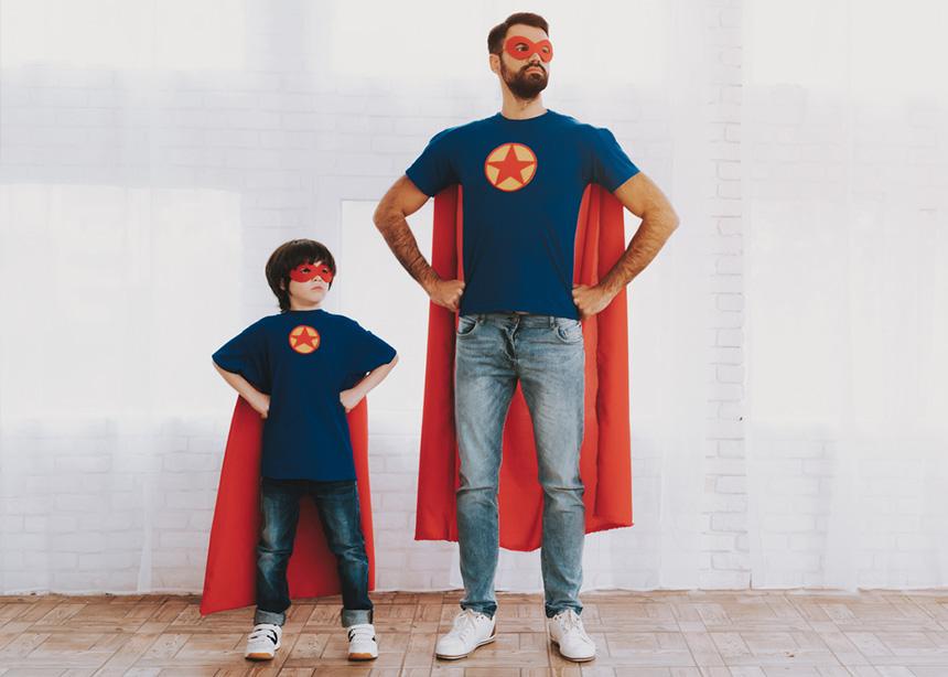 10 πράγματα που κάθε παιδί ζητάει από τον μπαμπά του! | tlife.gr