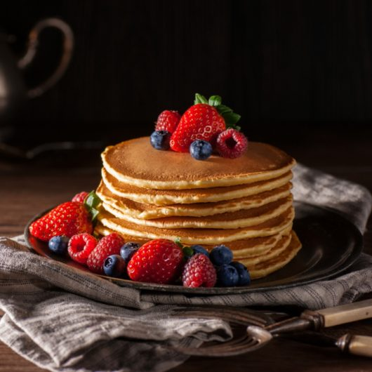 Gingerbread Pancakes | tlife.gr