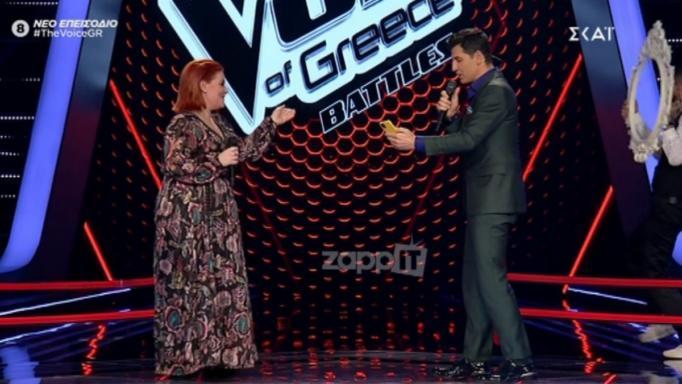 """Σάκης Ρουβάς: Τραγούδησε… όπερα για να """"κλέψει"""" την παίκτρια της Ελεωνόρας Ζουγανέλη [video]"""