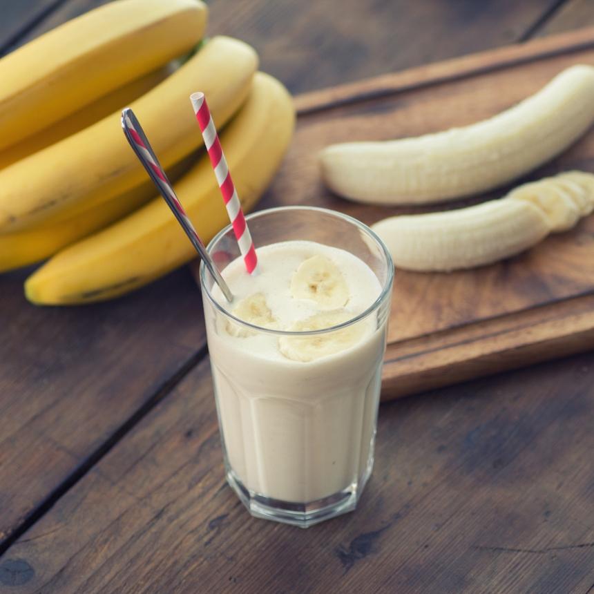 Detox Smoothie με μπανάνα