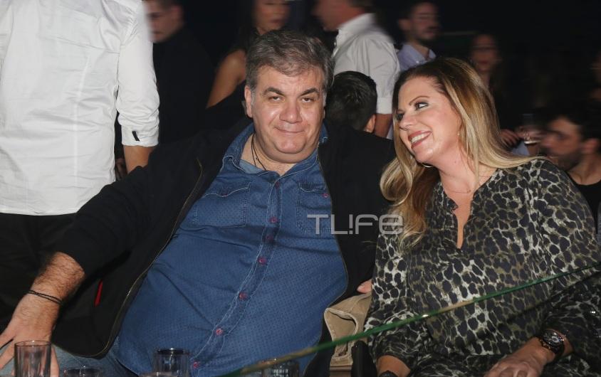 Δημήτρης Σταρόβας: Σε ποιο νυχτερινό κέντρο διασκέδασε με την αγαπημένη του; [pics]