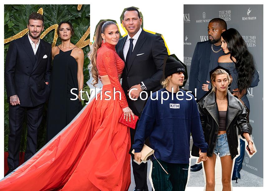 Αυτά είναι τα πιο στιλάτα ζευγάρια της χρονιάς! Ψήφισε το πιο καλοντυμένο | tlife.gr