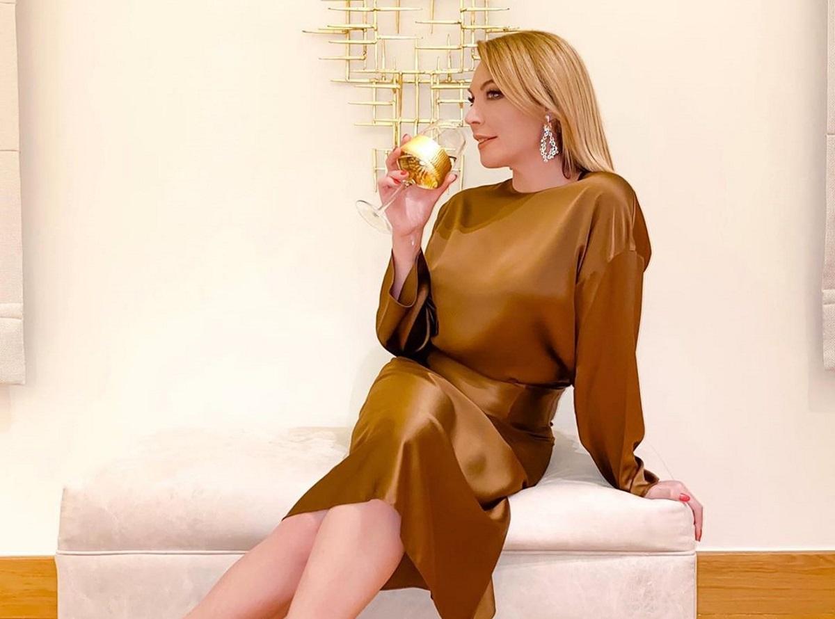 Τατιάνα Στεφανίδου: Μαγείρεψε τον πιο λαχταριστό μεζέ για κρασί! Δες την συνταγή [vid]