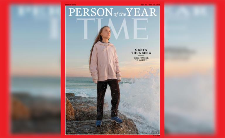 Ποιο είναι το πρόσωπο της χρονιάς για το περιοδικό TIME; | tlife.gr