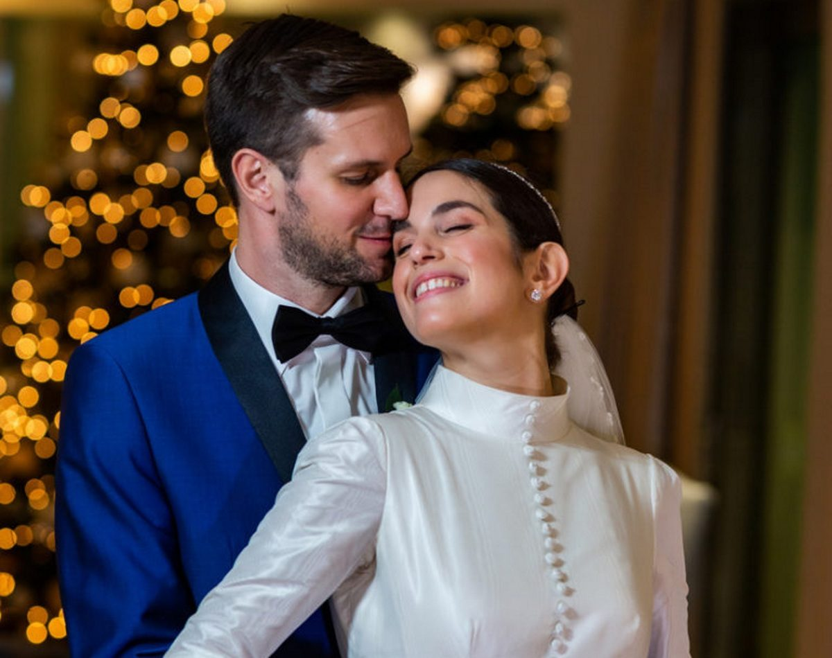 Aναστασία Καίσαρη:  Η νύφη της χρονιάς, δηλώνει: «Ο άντρας μου είναι τα πάντα για μένα»! | tlife.gr