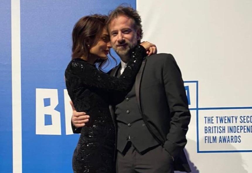 Τόνια Σωτηροπούλου – Κωστής Μαραβέγιας: Πιο κομψοί από ποτέ στα British Independent Film Awards στο Λονδίνο! [pics,vid] | tlife.gr