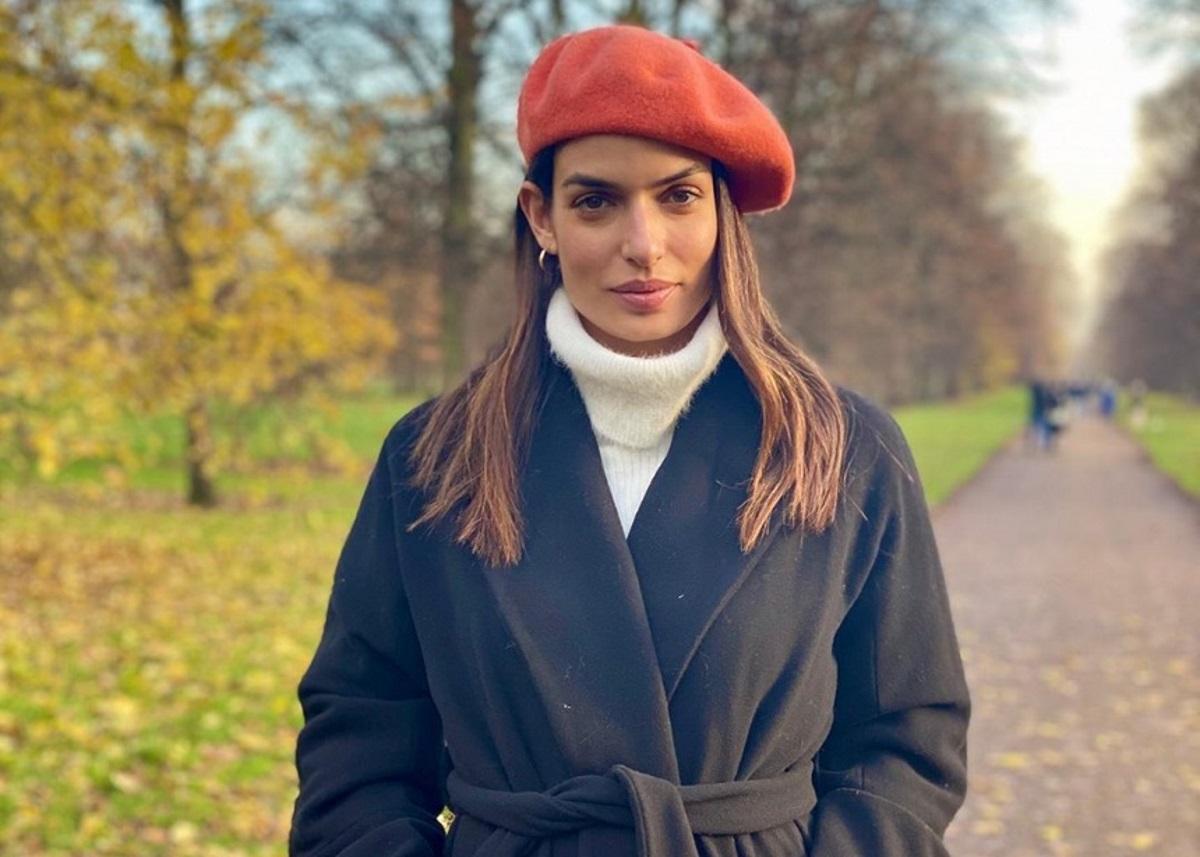 Τόνια Σωτηροπούλου: Μας ξεναγεί στο χειμωνιάτικο Λονδίνο! Φωτογραφίες