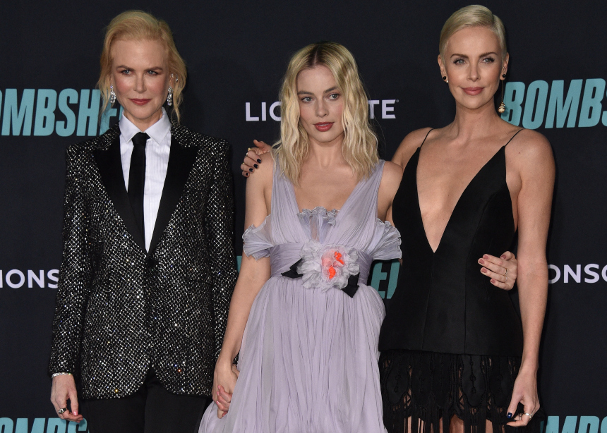 Nicole Kidman, Charlize Theron, Margot Robbie: Ψήφισε την πιο στιλάτη!
