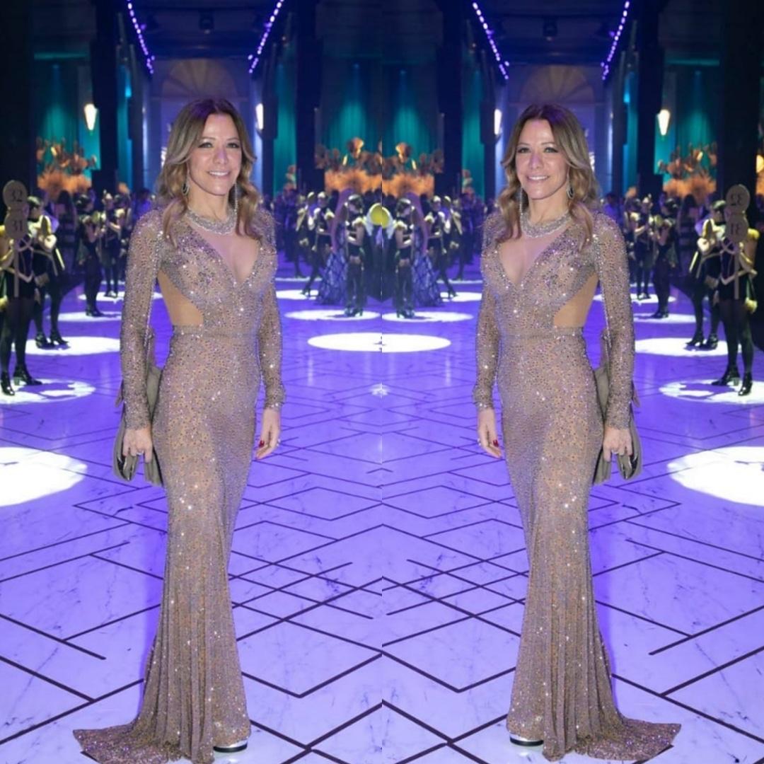 Mαριάννα Λάτση: Η εκθαμβωτική εμφάνισή της, στο γάμο Καίσαρη που δεν είδαμε! [pics] | tlife.gr