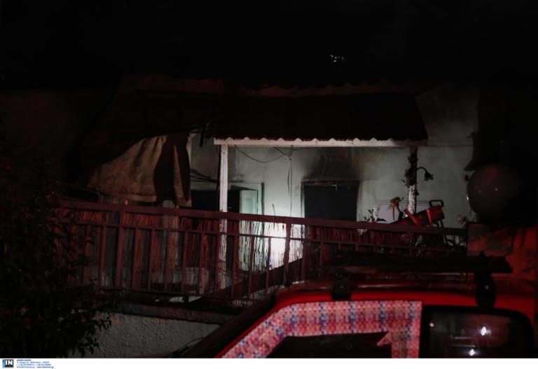 Τραγωδία στο Χαλάνδρι: Ηλικιωμένος νεκρός σε φωτιά
