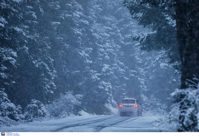 Καιρός: Απότομη πτώση της θερμοκρασίας, καταιγίδες και χιόνια