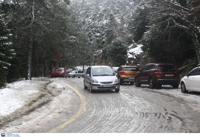 Καιρός αύριο: Συνεχίζει την επέλασή της η Ζηνοβία με χιόνια και κρύο | tlife.gr