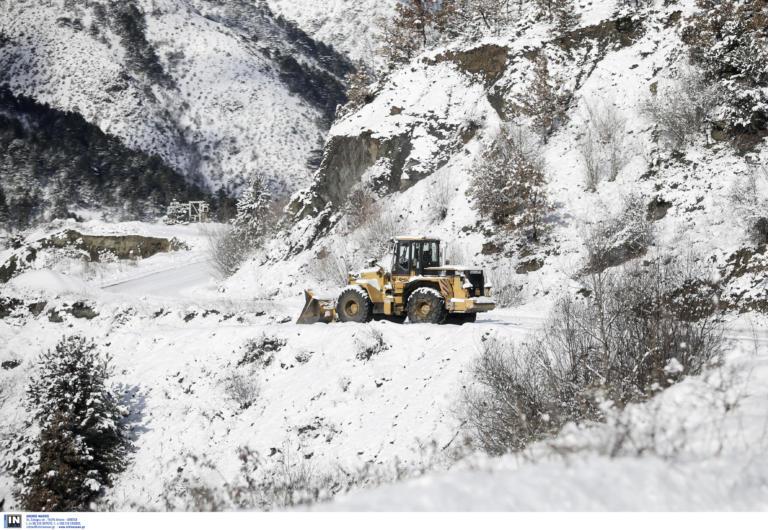 """Καιρός: Η """"Ζηνοβία"""" βάζει στον """"πάγο"""" τη χώρα!"""