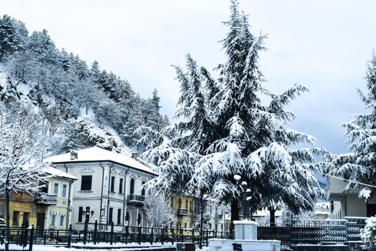 'Ερχονται χιόνια και τσουχτερό κρύο! | tlife.gr