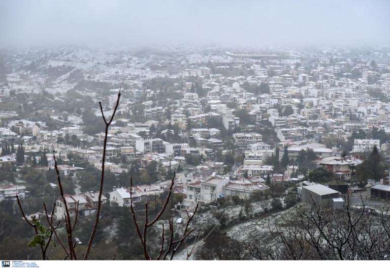 Καιρός: Βροχές και χιόνια τη Δευτέρα! Έτσι θα κινηθεί η Ζηνοβία