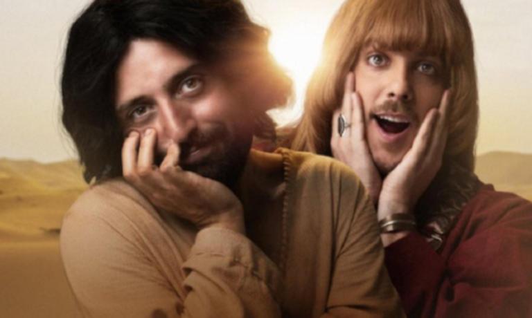 Aντιδράσεις προκαλεί η ταινία του Netflix, που παρουσιάζει τον Χριστό ομοφυλόφιλο | tlife.gr