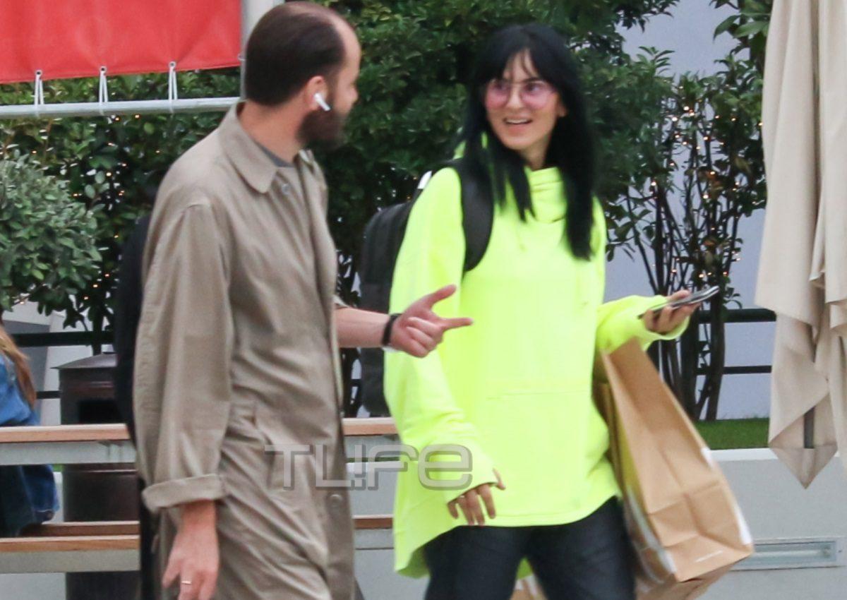 Ζενεβιέβ Μαζαρί: Με τον σύζυγό της για αγορές στα βόρεια προάστια! [pics] | tlife.gr