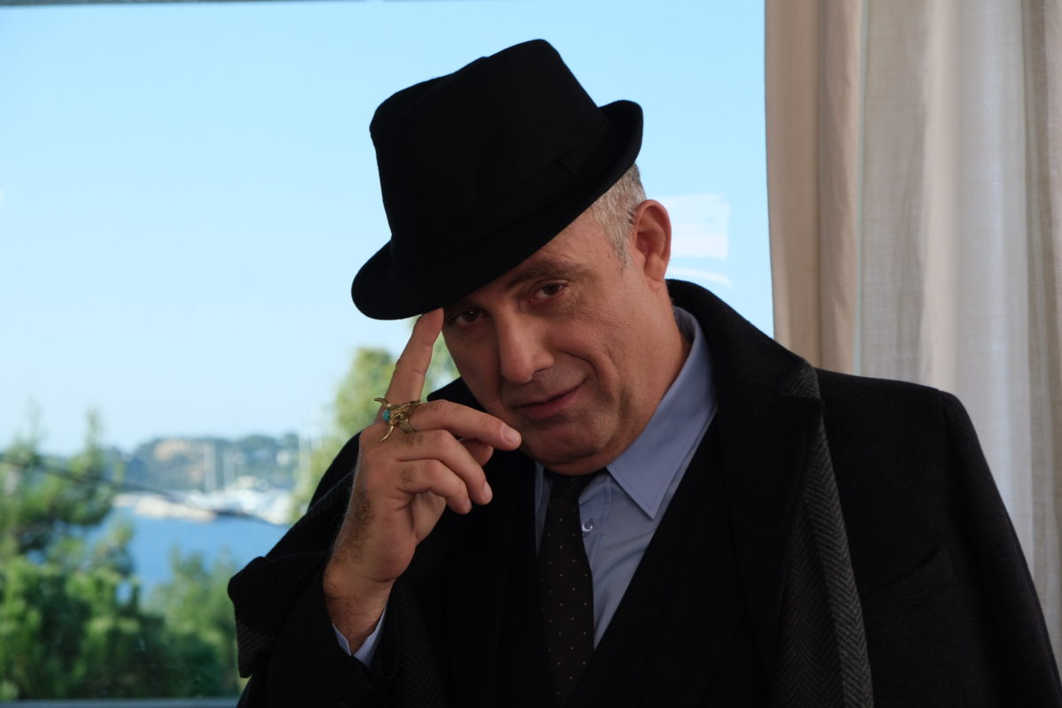 Πασχάλης Τσαρούχας: Με ρόλο-έκπληξη στη σειρά του ΑΝΤ1 «Αν ήμουν πλούσιος» | tlife.gr