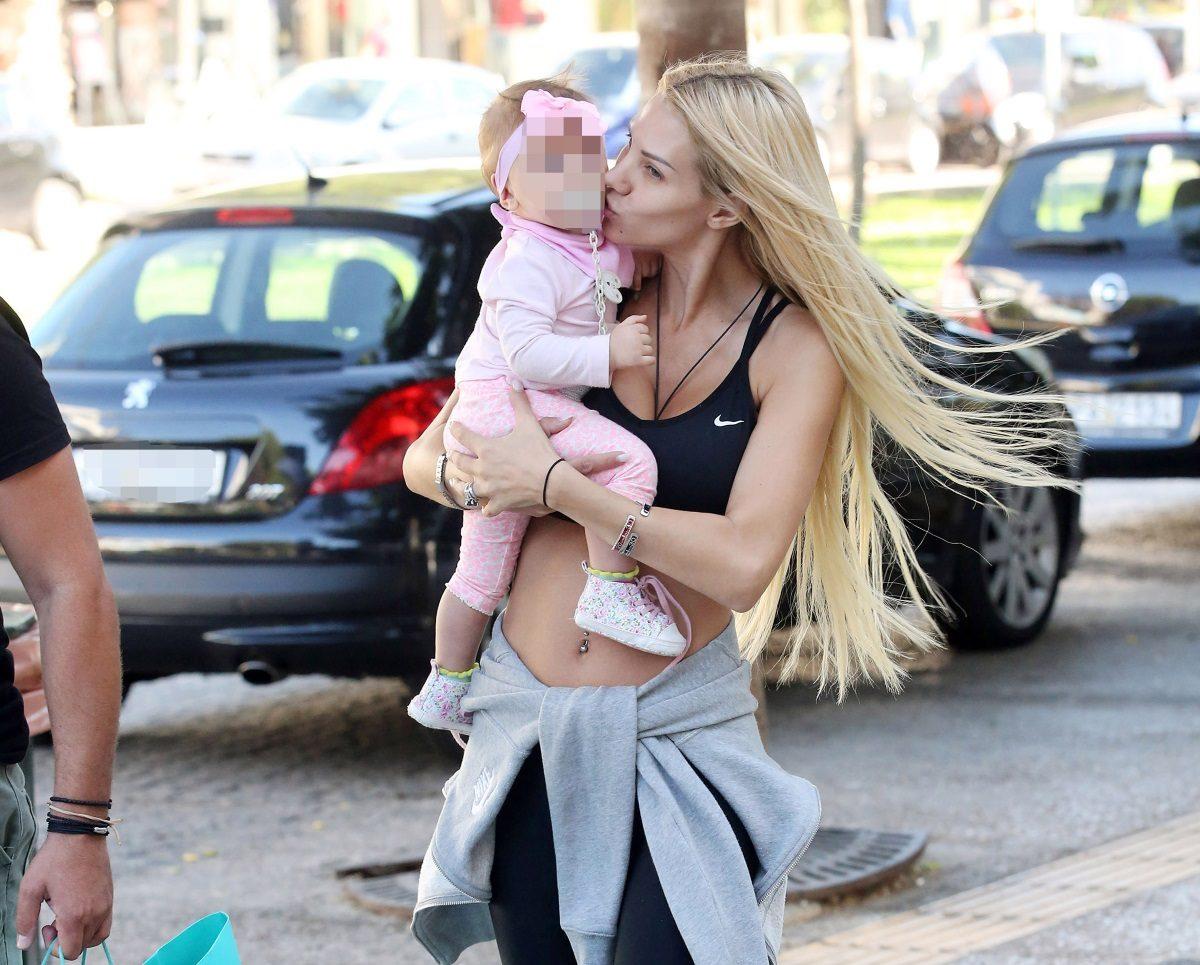 Σάσα Μπάστα: Η κόρη της έχει γενέθλια! Το συγκινητικό της μήνυμα στα social media [pic]   tlife.gr