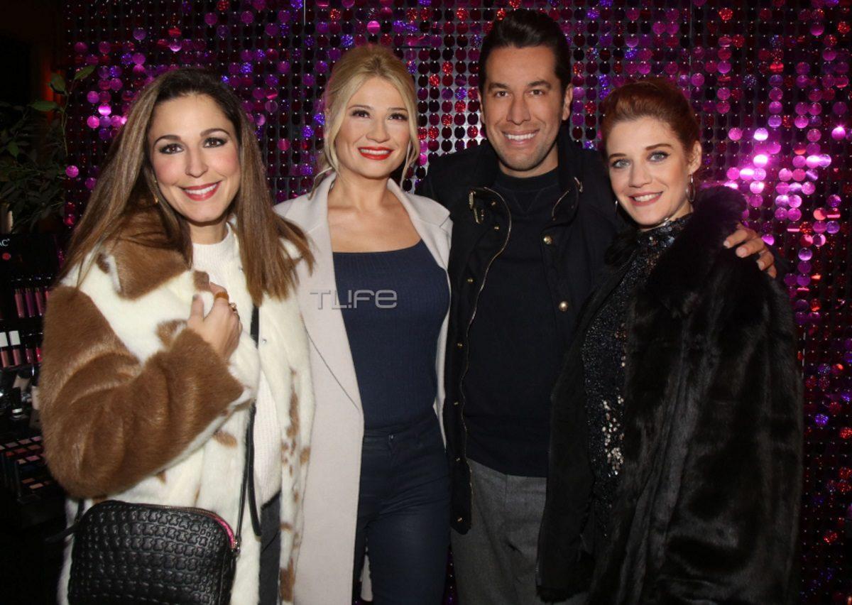 Οι κυρίες της showbiz σε event ομορφιάς στο Σύνταγμα! Ποιες έδωσαν το παρών; [pics] | tlife.gr