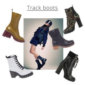 Τrack boots